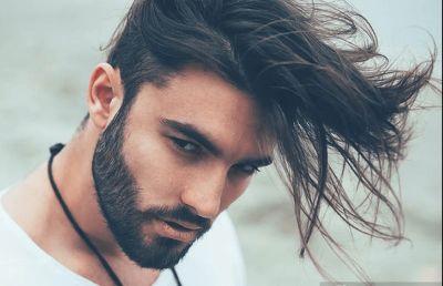 روشهای نگهداری موهای بلند آقایان