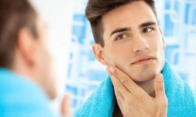 12 روش موثر در شاداب سازی پوست آقایان