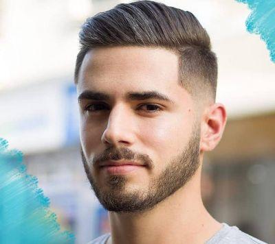 مدل موی مناسب صورت های کشیده آقایان