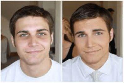 آرایش مردانه