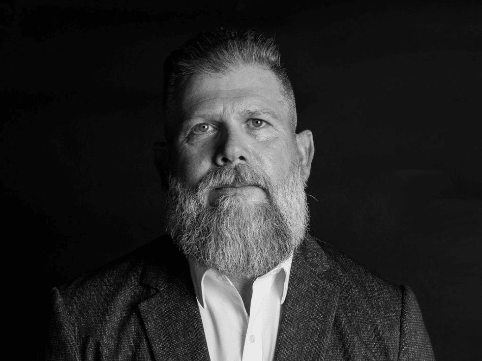 ریش بلند مردانه مدل پاور پیکی