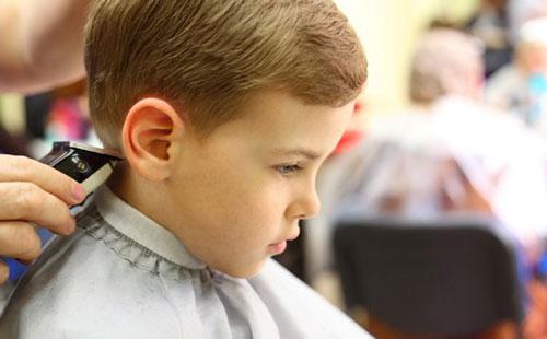 خدمات آرایش کودک در محل