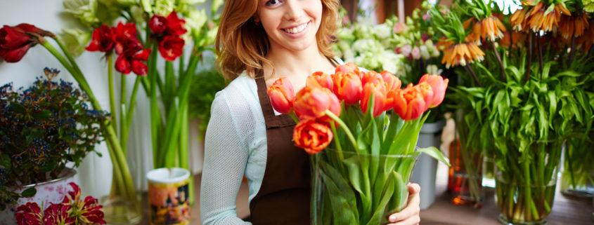 گل فروشی فلوریا